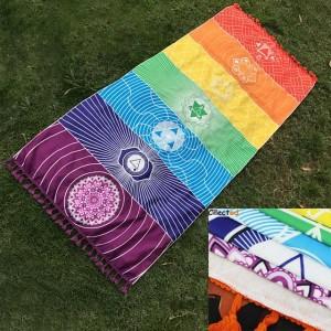 Cilected-2017-Brand-Sport-Towel-With-Tassel-7-chakra-Yoga-Mat-Indian-Mandala-Blankets-Rainbow-Stripes.jpg_640x640